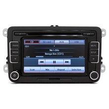 Головное устройство Volkswagen RCD510 Delphi 56D 035 190A  - Краткое описание