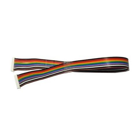 Гибкий QVI кабель для видеоинтерфейса для Land Rover Discovery 4 HARETC0011