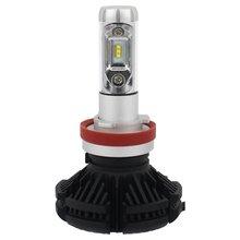 Car LED Headlamp Kit UP X3HL H11W 6000LM H11, 6000 lm, cold white  - Short description