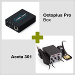 Octoplus Pro Box + Accta 301(220V)
