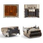 Конектор зарядки для Blackberry 8100, 8110, 8120, 8130, 8300, 8310, 8320, 8330, 8700, 5 pin, mini-USB тип-B