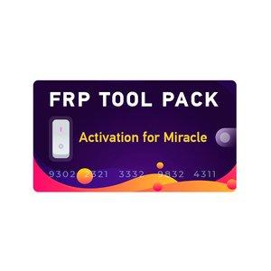 Активация Miracle FRP Tool