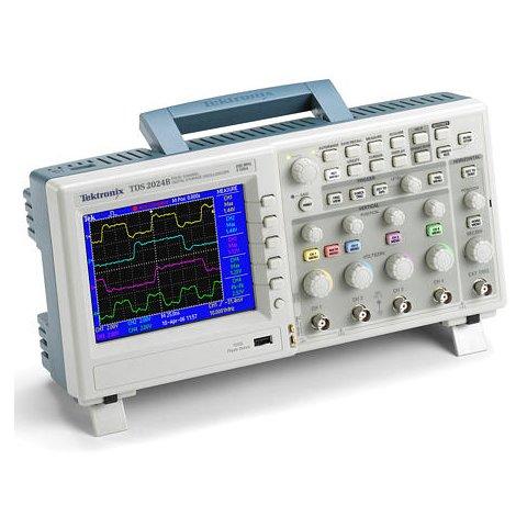 Цифровий осцилограф Tektronix TDS2004B