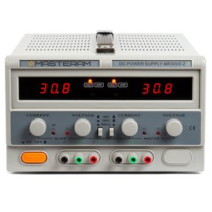 Регулируемый блок питания Masteram MR3005-2