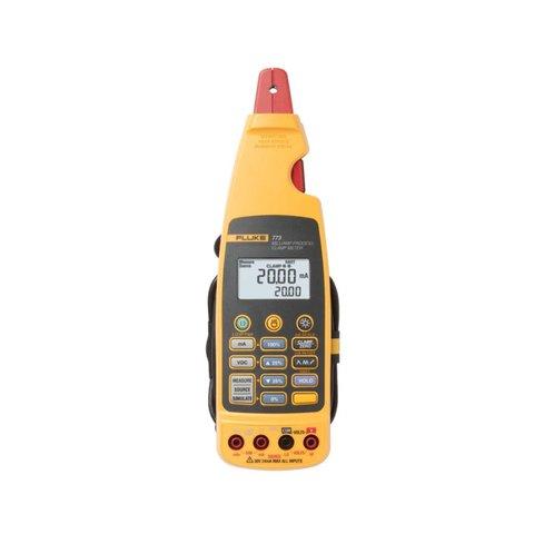 Калібратор мультиметр Fluke 773 з кліщами для вимірювання малих струмів