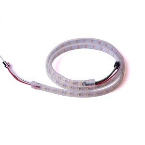 Светодиодная лента SMD5050 SK6812 (1800-7000 K, белая, c  управлением, IP67, 5 В, 60 диодов/м, 5 м)