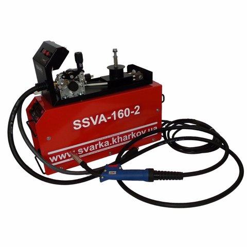Зварювальний інвертор з осцилятором SSVA 160T