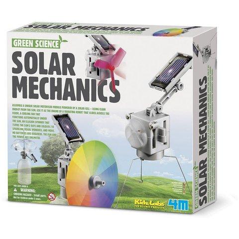 STEAM-конструктор 4M Механізми на сонячній енергії 00-03401
