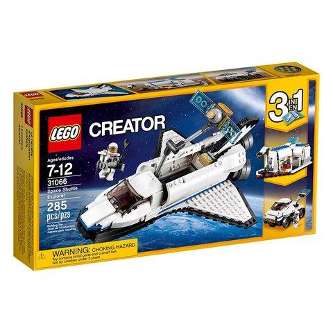 Конструктор LEGO Creator Космический исследовательский шаттл 31066