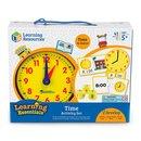 Навчальний ігровий набір Learning Resources Вивчаємо час