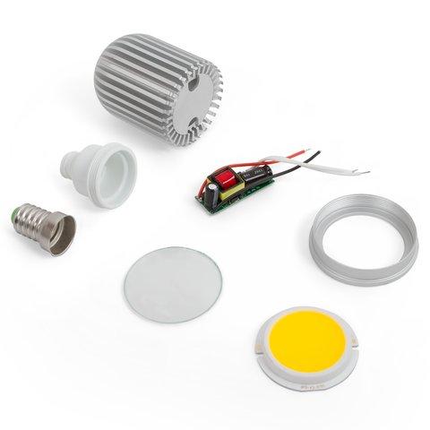 LED Light Bulb DIY Kit TN A44 7 W cold white, E14